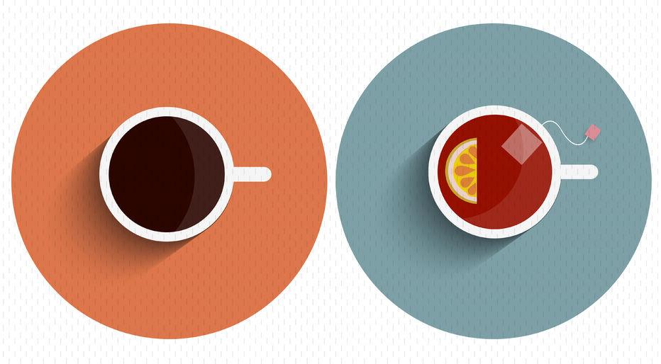 Koffeinmentes tea?Tea koffein nélkül?