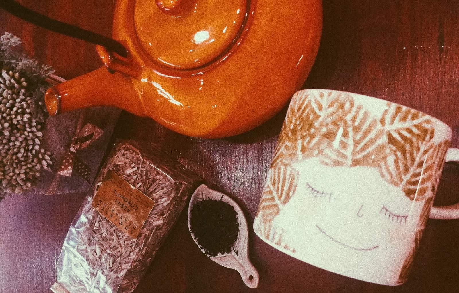 Tea minden napszakra