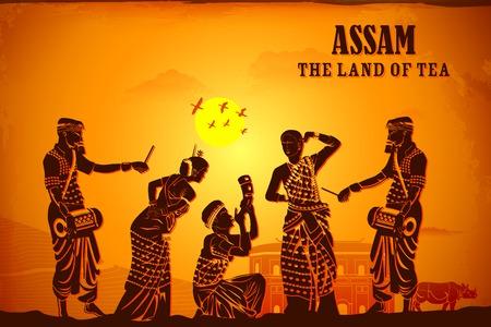A világ teatermesztő országai - India 2.  Assam