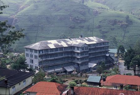 A világ teatermesztő országai - 5. Sri Lanka/Ceylon Teagyár Nuwara Eliyában