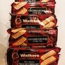 Walkers zacskós vajas teasütemény