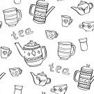 Teakészítés a múltban VII.Teázás a múltban