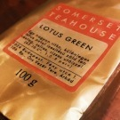 Lotus Green zöld tea