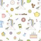Teát kávé helyett!