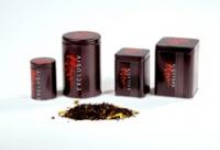 Exclusive 100 gr teásdoboz 7,6 x 7,6 x 10 cm (A képen a jobb szélső doboz)