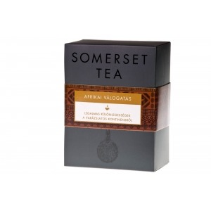 Afrikai teaválogatás - Tökéletes tea ajándék!