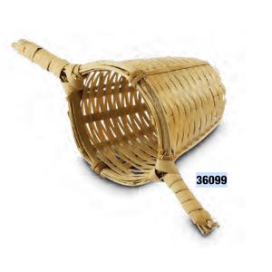 Nyeles bambuszfilter, teaszűrő