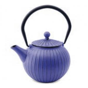 Vaskanna lila csíkos, 0,8l