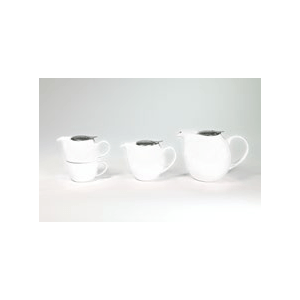 Porcelán kanna fémtetős 0,75l - ME/17.old/42.024: 7350,-Porcelán tea kanna fémtetős 0,75l - a kép közepén