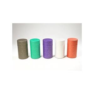 Japán papír teahenger pöttyös 100 gr teásdoboz ø 6,5 x 12,5 cm