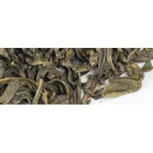 A híres kínai tartomány zöld teája, szép hosszú szálakkal és nyúrga rügyekkel!