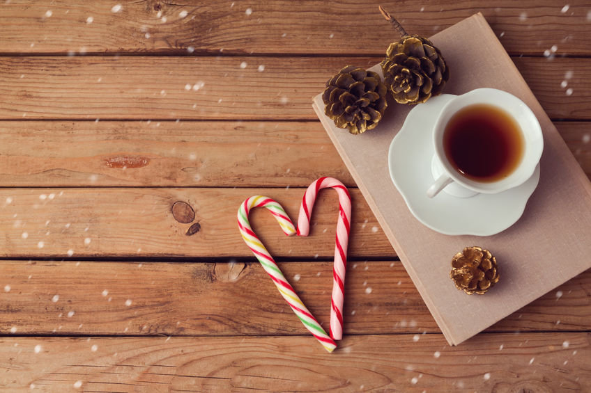 Karácsonyi tea ajándék